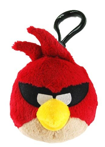 Angry Birds Space Backpack Cllip