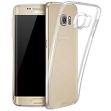 Generica Funda de Silicona Transparente para Samsung Galaxy ...