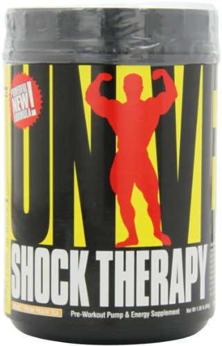 Shock Therapy 40 Servings *New* Peach Tea