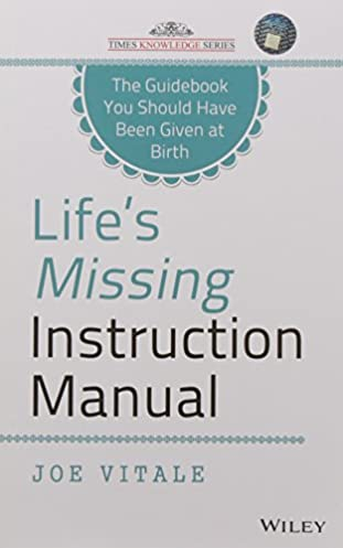 buy life s missing instruction manual book online at low prices in rh amazon in Big Easy Instruction Manual User Manual