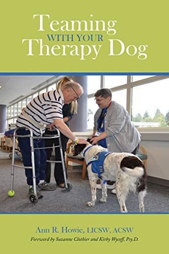 - Teaming With Your Therapy Dog (New Directions in the Human-Animal Bond)