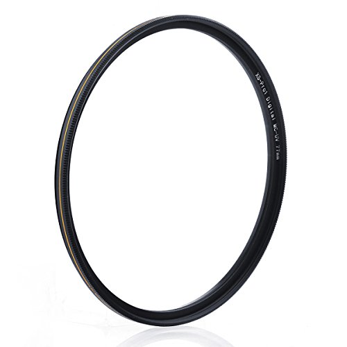 MC UV Filter - Ultra Slim 16 Layers Multi Coated Ultraviolet Protection Lens Filter for Canon Nikon Sony DSLR Lens - Lenses Polarized Why