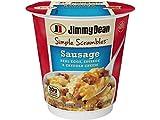 Jimmy Dean Simple Scrambles Sausage, 5.35 Ounce -- 6 per case.