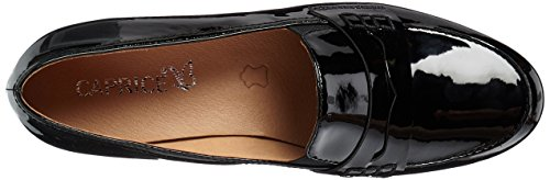 Caprice Women's 24201 Loafers Black (18) ost release dates YAJFW4o