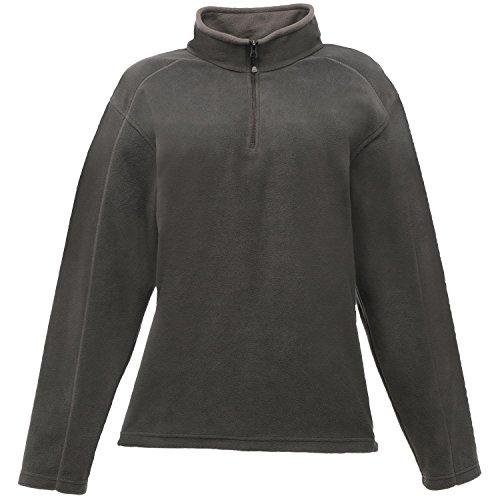 Regatta Womens/Ladies Ashville 240 Series Microfleece Jacket Seal Grey