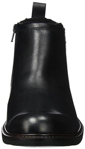 Uomo ECCO Holton Black Stivali Classici Nero w77rxqpt