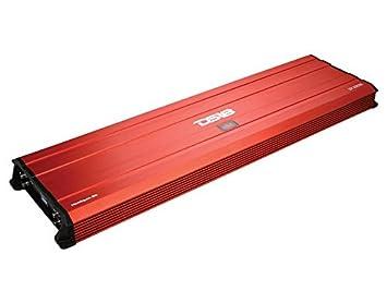 DS18 8000 W RMS Clase D Monoblock Amplificador de Alta Potencia SPL único: Amazon.es: Electrónica