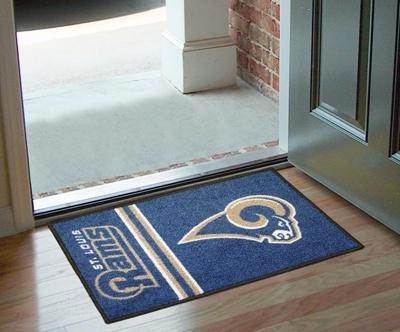 - NFL - St Louis Rams - Uniform Inspired Starter Mat 19