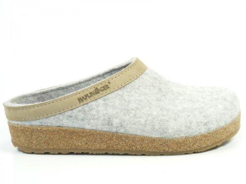 Pantofole A Torben Haflinger Unisex Grigio grigio Casa qC1RnS5