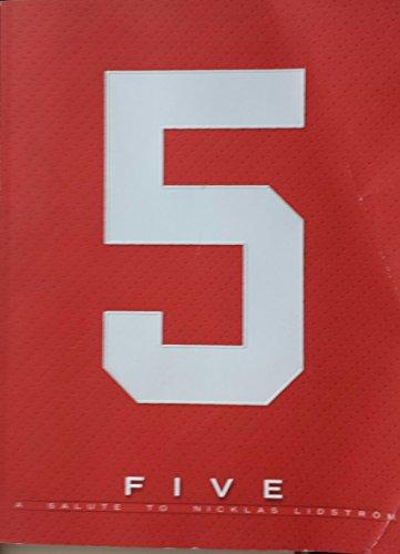 Five- A Salute to Nicklas Lidstrom