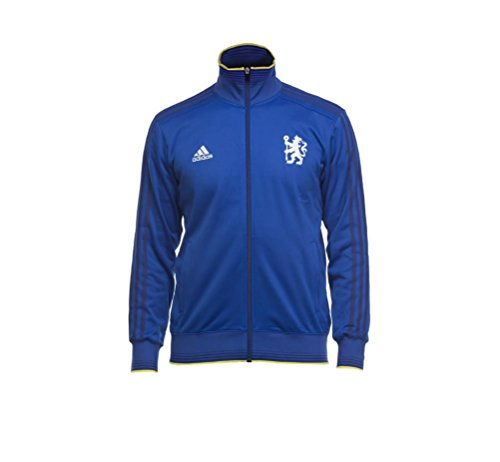 (Adidas Anthem Chelsea FC Men's Track Jacket (Small))