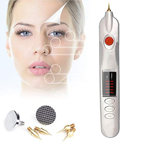 Lcd Pen - Electric Beauty Whitening Instrument, LCD Beauty Pen Can Eliminate Melanin Freckles And Tattoos, Etc.