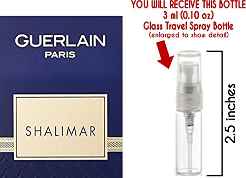 Guerlain Shalimar Glass Mini Travel Spray for Women