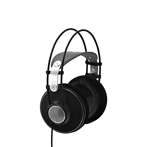 AKG Pro Audio K612 PRO Over-Ear, Open-Back, Premium...