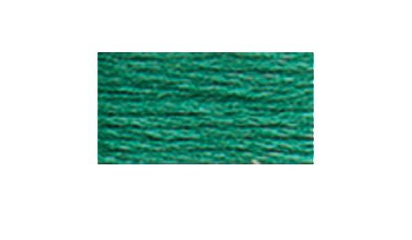 Dark Aquamarine 8.7-Yard DMC 117-3814 Mouline Stranded Cotton Six Strand Embroidery Floss Thread