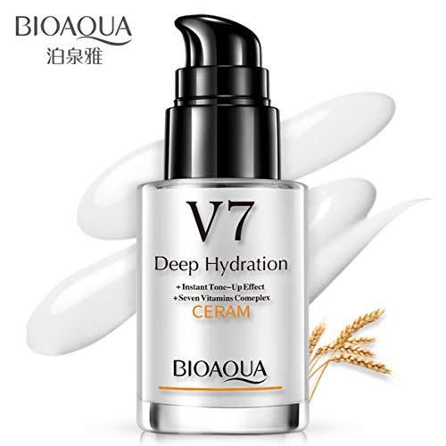 BIOAQUA V7 Toning Light Cream Instant Tone Up Effect 7 Vitam