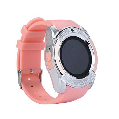 Amazon com: Smart Watch,Vanvler BT3 0 Wrist Watch GSM 2G SIM
