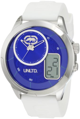 Marc Ecko Men's E13525G1 The Eclectic Dual Analog and Digital Watch