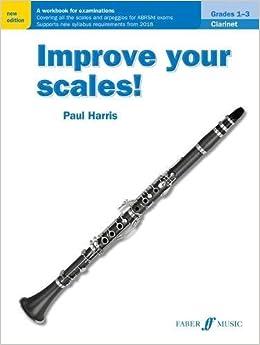 Descargar En Utorrent Improve Your Scales! Clarinet Grades 1-3 Kindle Puede Leer PDF