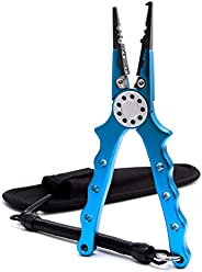 CRAZY SHARK Fishing Pliers Saltwater Resistant Fish Hook Removers