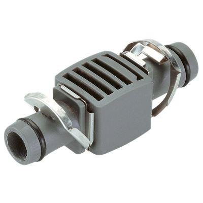 Gardena Conector 13 mm Blister 3 Juntas. Con el sistema de conexión Quick & Easy, Estándar