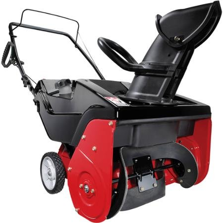 Yard Machines 21'' 123cc Single-Stage Gas Snow Blower by Yard Machines