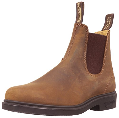 Blundstone Unisex Dress Series, Tan, 9.5 M US Men's/11.5 M US Women's -8.5 AU