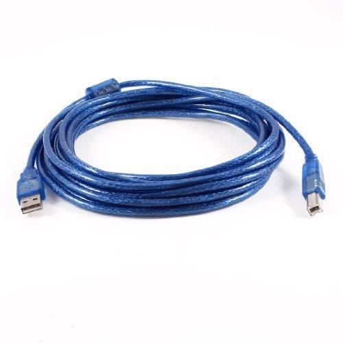 Amazon.com: eDealMax Azul claro USB 2.0 tipo A a tipo de ...