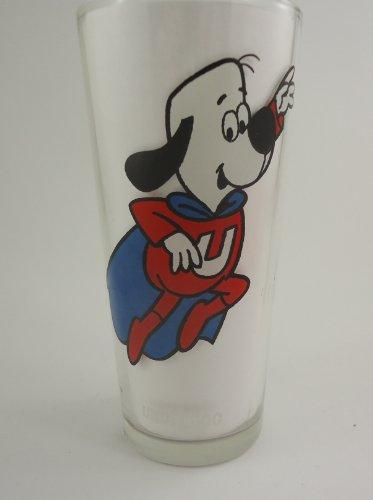 (Pepsi Collector Series Glass, Underdog 1973)