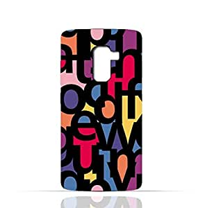 Lenovo K4 note TPU Silicone Case with Abstract Font Seamless Pattern