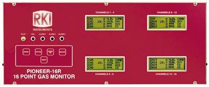 Rk Rackmount (Pioneer 16R, 16 channel rack mount controller by RKI)