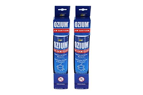 Ozium Air Sanitazer Original 3.5 oz - Twin Pack