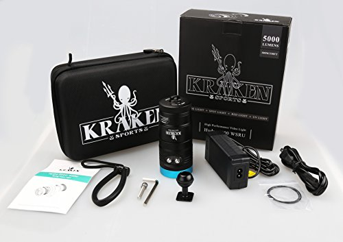 Kraken Hydra 5000 WSRU Light