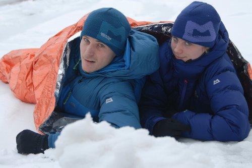 Mountain Equipment Erwachsene Biwacksack Ultralight Bivi Double, Orange, 213 x 152 x 3 cm, 6981