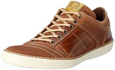 Wild Rhino Men's Cody Shoes, Tan, 6 AU (40 EU)