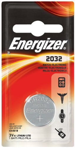 Amazon Com Eveecr2430bp Energizer Ecr2430bp Lithium