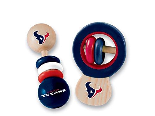 Infant Football Jersey Set - MasterPieces NFL Houston Texans Baby Rattle