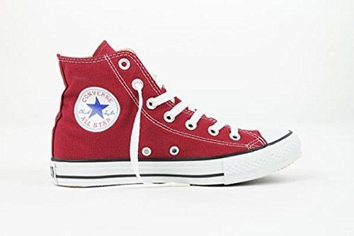 Converse Womens All Star Hi - Converse Sneakers Star M9613C-607 Garnet 42 5 Red