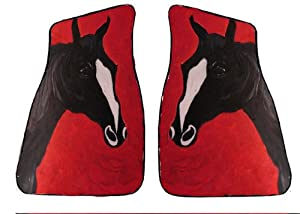 Horse Car Floor Mats Kitchen Dining