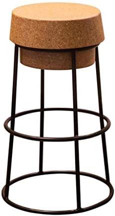 GTD Sgabelli per Cucina, Contatore di sedie in Acciaio Round