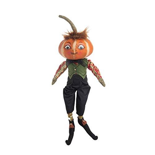 GALLERIE II Kermit Pumpkin Head Kid Joe Spencer