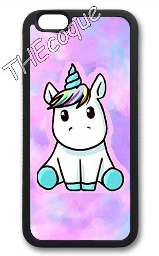 iphone 4 coque licorne