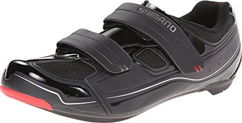 Shimano SH-R065 Cycling Shoe - Men's Black, - Leather Cycling Shoes