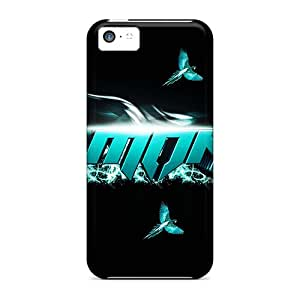 5c Scratch-proof Protection Cases Covers For Iphone/ Hot Dj Harmonics Phone Cases