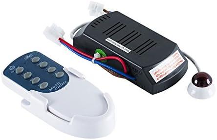 Mando control remoto para ventilador de techo: Amazon.es: Hogar