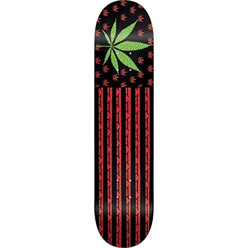 一瞬自宅でメンテナンスBlind High Roller Red / Green Skateboard Deck - 7.75 x 31.6 by Blind