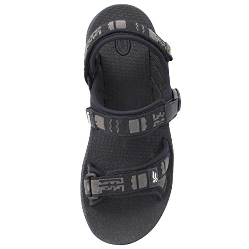 Water Women Lock Outdoor GP5931 Men Black Snap Sandals Weight Light With 8658 Comfort 7YwqHHB5
