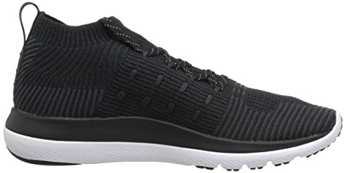Under Armour UA W Slingflex Mid, Zapatillas de Running Para Mujer negro (black 001)