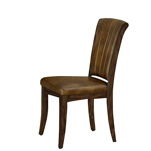 Hillsdale Grand Bay Chair, Medium Oak