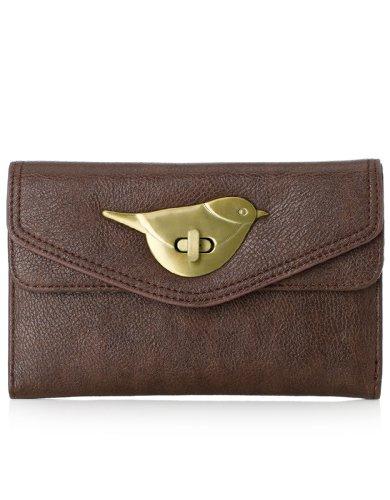 Accessorize Womens Chester Chubby Bird Wallet